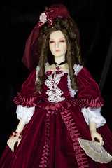 Englishwoman dress (ggdollfashions) Tags: doll dress eid carina bjd iplehouse englishwoman