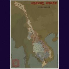 05 - Mekong2 (niksin) Tags: river asia map basin atlas geography mekong lancang niksin nikolaisindorf hydrosheds rivative mekongmap