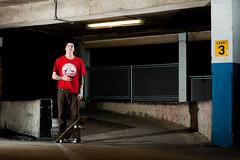 Calum Davies (Cherryrig) Tags: park car night nikon skateboarding wizard f14 flash 85mm skate gloucester skateboard pocket fx carpark quantum t2 pw sb800 lumedyne pocketwizard nikon85mmf14d qflash d700 cherryrig 400ws p2xx