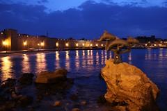 Rhodes harbour (Ne_Obliviscaris) Tags: harbour greece rhodes