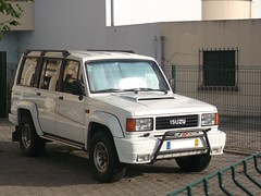 1991 Isuzu Trooper Magic II (Nutrilo) Tags: trooper magic ii 1991 isuzu