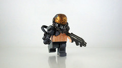 ([N]atsty) Tags: brick robot lego arm terminator custom affliction minifigure robotic cybord xmp minifg brickarms brickaffliction