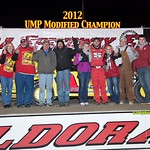 UMP DIRTcar Modified National Champion: Devin Gilpin