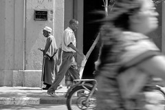 the pace of life (handheld-films) Tags: street city travel people speed community slow blind candid photojournalism documentary fast morocco pace society blindness reportage