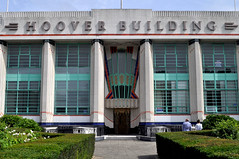 Hoover Building Perivale (Phil Beard) Tags: london architecture facade factory artdeco perivale wallisgilbert