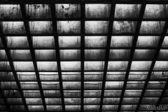 Square (Kindallas) Tags: geometric geometry geometria concrete concreto paulista avenue avenida são palo brazil demolition demolição 50mm t5 canon abstract abstracism abstraction engenharia black white silver contrast