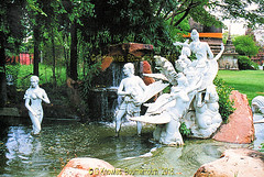 The Manhora Garden, the Ancient City, Muang Boran, Samut Prakan Province, Thailand. (samurai2565) Tags: samutprakan samutprakanprovince thailand ancientsiam ancientcity muangboran sukhumvitroad bangkok lekviriyaphant bangpu