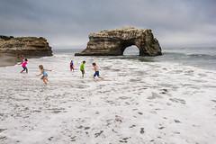 Natural Bridges State Beach, July 2016 #2 (satoshikom) Tags: canoneos60d santacruz naturalbridgesstatebeach californiastateparks californiacoast gnd canonef1635mmf28liiusm