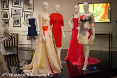 Carolina Herrera 18 (venusnep) Tags: carolinaherreraexhibit carolina herrera carolinaherrera scad fash scadfash fashion exhibit fashionexhibit atlanta ga georgia atlantaga dresses august 2016 nikond610 nikon d610