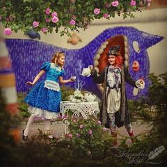 Alice (adeleblancsec2015) Tags: aliceinwonderland teaparty fairytale disney photo
