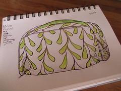 art supply bag (terryhadalittlelamb) Tags: drawing painting hero bent nip fountain pen watercolor columbus ohio oh
