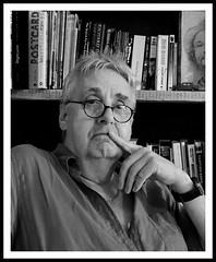 Dennis Huteson R.I.P. (Reinardina) Tags: obituary photographer friend buddy dennishuteson dennis portrait monochrome inmomoriam