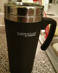 Thermo cafe non spill mug (Carol B London) Tags: thermo thermocafe thermos gift mario tea teadrinking mug nonspill