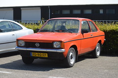 1979 Opel Kadett C FD-70-FP (Stollie1) Tags: 1979 opel kadettc fd70fp almere