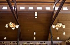 Internet Trolls (Scottb211) Tags: gatewaymall architecture lightfixtures mall ceiling pendantlights prescott arizona