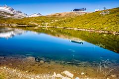 IMG_20160825_C700D_021HDR.jpg (Samoht2014) Tags: bergsee bergstation landschaft matterhornexpress schwarzsee spiegelung wasser zermatt wallis schweiz