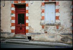 160709-9647-XM1.jpg (hopeless128) Tags: france eurotrip wall door 2016 shutters verteuilsurcharente aquitainelimousinpoitoucharen aquitainelimousinpoitoucharentes fr