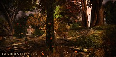 Autumn in Giardini - Rentals and Enjoyment for Everyone (Vita Camino) Tags: secondlife giardini vita caminosim autumn fall slur visit rent location rustic cozy gacha 8f8 applefall