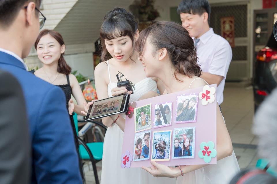 台南婚攝 桂田酒店 婚禮紀錄 G & S 018