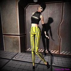 Why fit in... (EmmaLee Streeter) Tags: adoness algesdesigns eclipsanthroscifi fashion glamorize kunst letis model pinkfuel prey realevilindustries secondlife tron