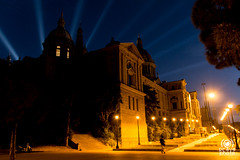 Palau Nacional - MNAC (andrea.prave) Tags: notte night noche nacht    luce light    lumire luz barcellona catalogna spagna espana catalua catalonha reinodeespaa espaa hispania spain catalunya spanien espagne palaunacional mnac