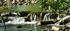 La vbre (La Magie Du Moment) Tags: extrieur eau courant nature nikon paysage pierre t