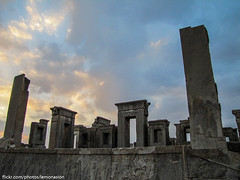 Remnants Of An Empire II (Lemonasion) Tags: historical iran outdoors persepolis persianempire shiraz takhtejamshid travel trip