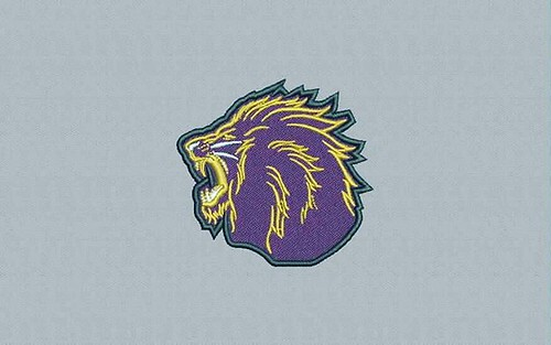 digitized #lionhead - true flat rate embroidery digitizing - prices start at $5.99 per design. Email your artwork in pdf, jpg or png format to indiandigitizer@gmail.com. http://ift.tt/1LxKtC5 #FlatRateEmbroideryDigitizing #Indiandigitizer #embroiderydigit