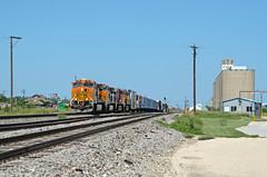 BNSF Saginaw, TX (jtrainb) Tags: train transportation locomotive ac44cw bnsf railway saginaw texas