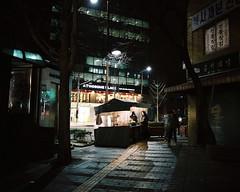 ' (june1777) Tags: snap street seoul insadong night light mamiya rz 67 rz67 z 65mm f4 fuji pro 400 h 400h pro400h