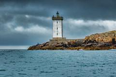 Phare de Kermovar (Seahorse-Cologne) Tags: mer iroise excorsion archipel breizh bretagne brittany frankreich molene lecoquet phare kermovar molne archipeldemolne merdiroise leuchtturm lighthouse