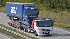 Y88 BET (panmanstan) Tags: mercedes actros wagon truck lorry commercial transporter vehicle a180 meltonross lincolnshire