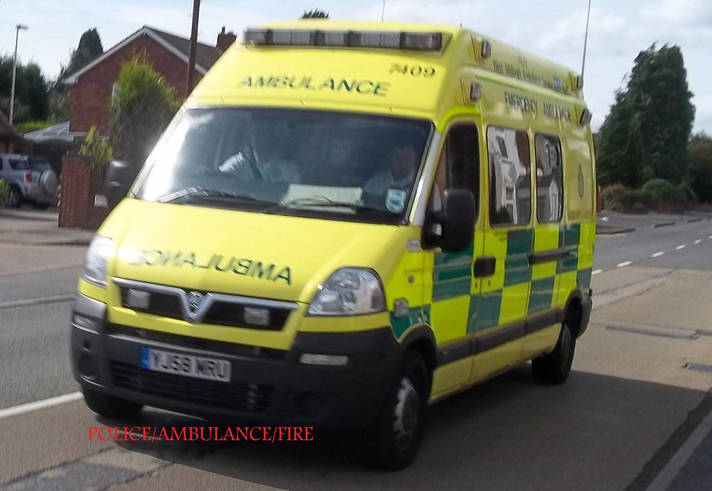 The World's Best Photos of ambulance and yj58 - Flickr Hive Mind