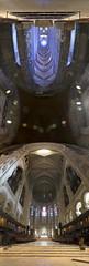 Saint John the Devine (rjsnyc2) Tags: nyc newyorkcity panorama ny newyork church manhattan interior richardsilver vertorama nikond800 wwwrichardsilverphotocom