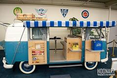 1961 Volkswagen Micro Bus Double Door Camper