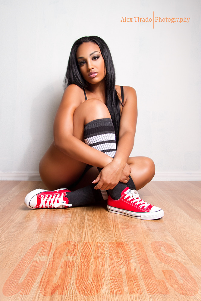Sexy girls in converse