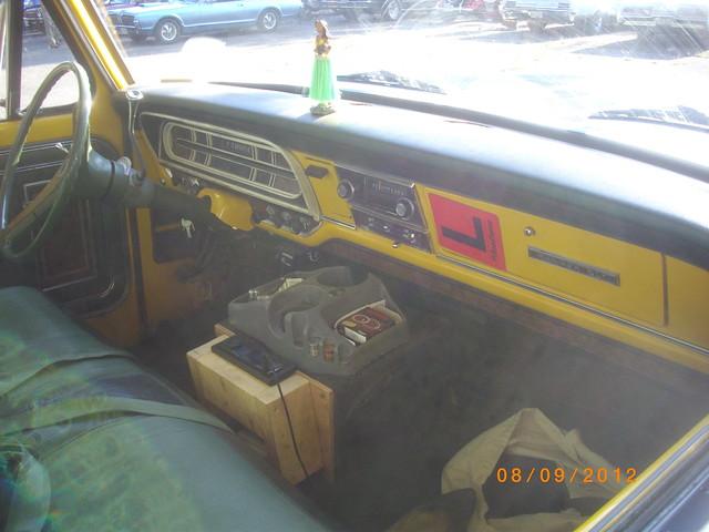 ford ranger f100 pickuptruck 1972 xlt ec9354