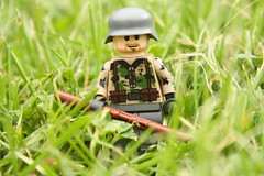 Waffen-SS Soldier (1)_ (zalbaar) Tags: world 2 war wwii ss camo german customs waffen kar98 brickarms zalbaar eichentarn