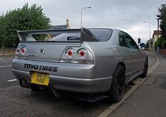 1996 Nissan Skyline GTS (Spottedlaurel) Tags: skyline nissan