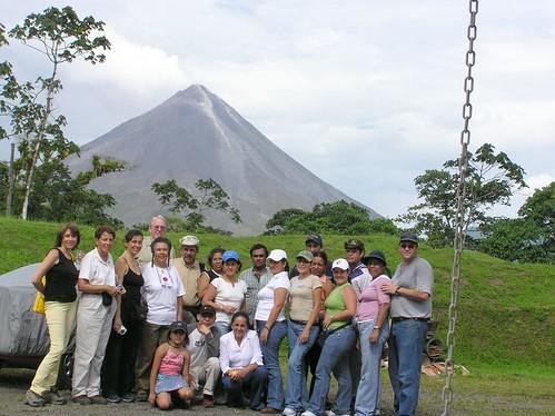 Taller de sismos y volcanes