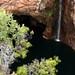 Tolmera Falls despencando dos paredões de pedra