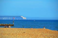 Isle of Wight (Meh-D) Tags: uk beach coast seaside sandy hampshire isle bournemouth wight