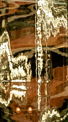 Window reflection, Boston (Caladrio) Tags: distortion abstract reflection window glass boston surreal