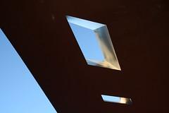 IMG_9925 (idnotley) Tags: madrid roof reinasofia parallelogram