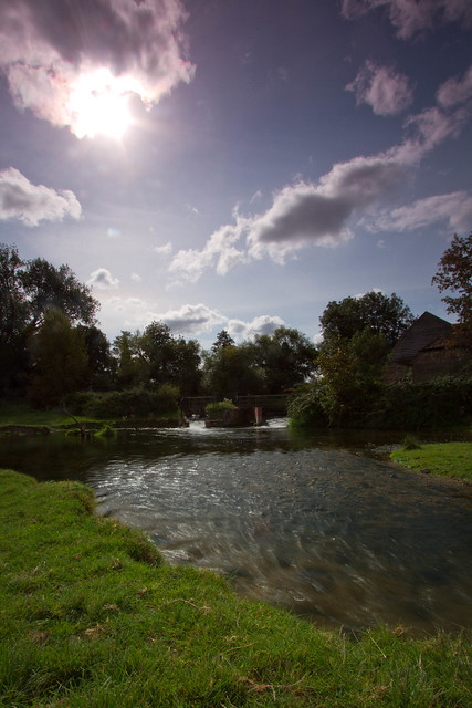 The Loddon, Sherfield on Loddon
