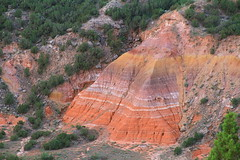 Palo Dura Canyon (texasfires) Tags: southwest sandstone texas battle canyon amarillo gypsum ironoxide texasstateparks canyontexas texaspanhandle paloduracanyon comanches claystone spanishskirts paloduracanyonstatepark caprockescarpment comancheria stakedplains cloudchiefgypsum quartermasterformation tecovasformation battleofpaloduracanyon