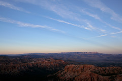 Bryce Point Sunset (danfay1009) Tags: park utah hiking canyon national bryce brycecanyonnationalpark
