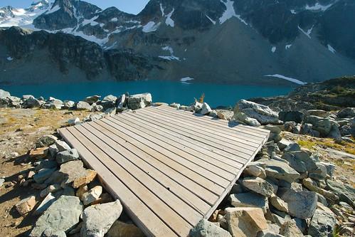 Meilleur emplacement de camping ?