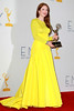 Julianne Moore 64th Annual Primetime Emmy Awards, held at Nokia Theatre L.A. Live - Press Room Los Angeles, California