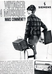 The 1960s-1964 Match-Ad for Siemens transistors (april-mo) Tags: 1964 the60s thesixties vintagead vintagemagazine the1960s 1964ad lesannes60 vintagefrenchmagazine 1964magazine